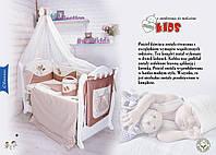 """Детская постель в кроватку """"MIMIKIDS"""" Classic 9 ел"""