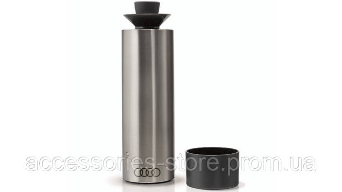 Термос Audi Vacuum bottle, stainless steel