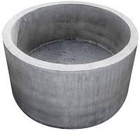 Кольца ж/б диаметром 1 м, выс 0,9 с днищем