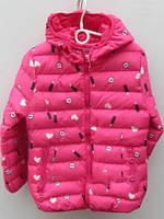 Куртка детская деми  - ростовка 4-12.