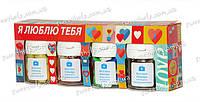 """Вкусная помощь набор конфет """"Я люблю тебя"""" из 4х мини-доз"""
