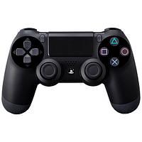 Джойстик PS4 SONY беспроводной черный