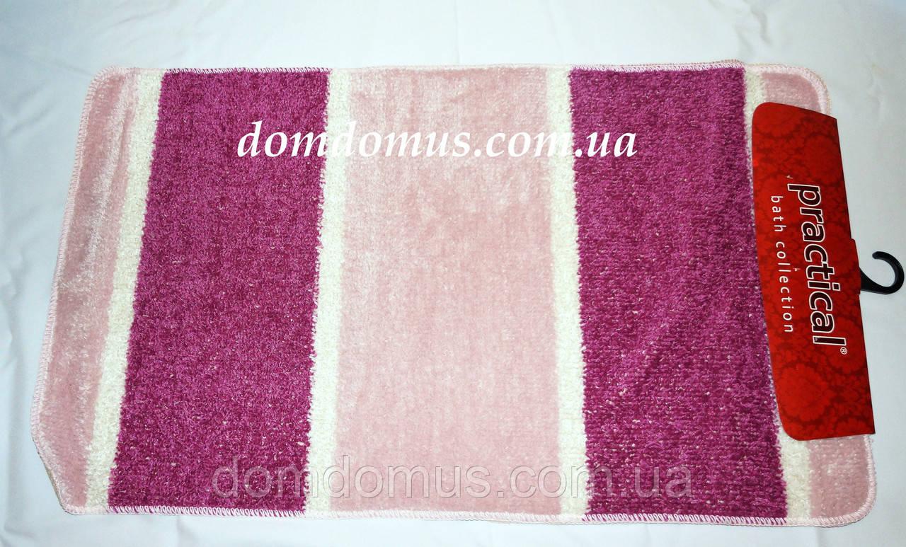 Набор ковриков для ванной комнаты из трех, Турция