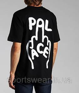 "Футболка Палас | БИРКИ | Футболка Palace finger-up-skate """" В стиле Palace """""