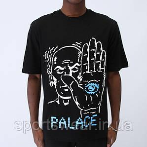 "Футболка Палас | БИРКИ | Футболка Palace talk_to_the_hand """" В стиле Palace """""