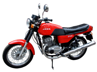 Запчасти на мотоцикл JAWA
