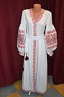 """Вишита сукня бохо """"Божена"""", Українська вишиванка з Коломиї., фото 1"""