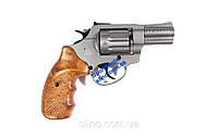 "Револьвер Stalker 2.5"" титан / рукоять под дерево, фото 1"