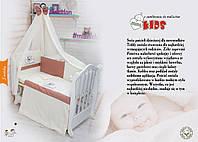 """Детская постель в кроватку """"MIMIKIDS"""" Teddy 7 ел"""