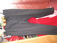 брюки новые женские XXXL черные 58р штаны хлопок MIA LINEA