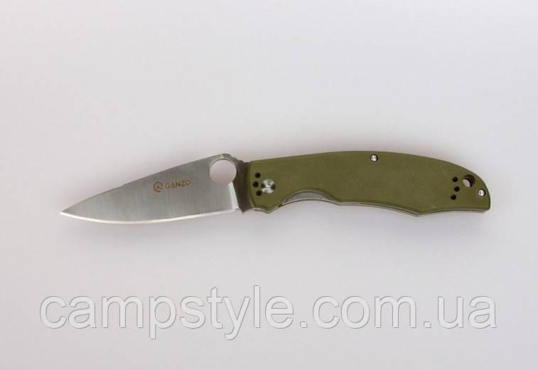 Нож Ganzo G732-GR зеленый