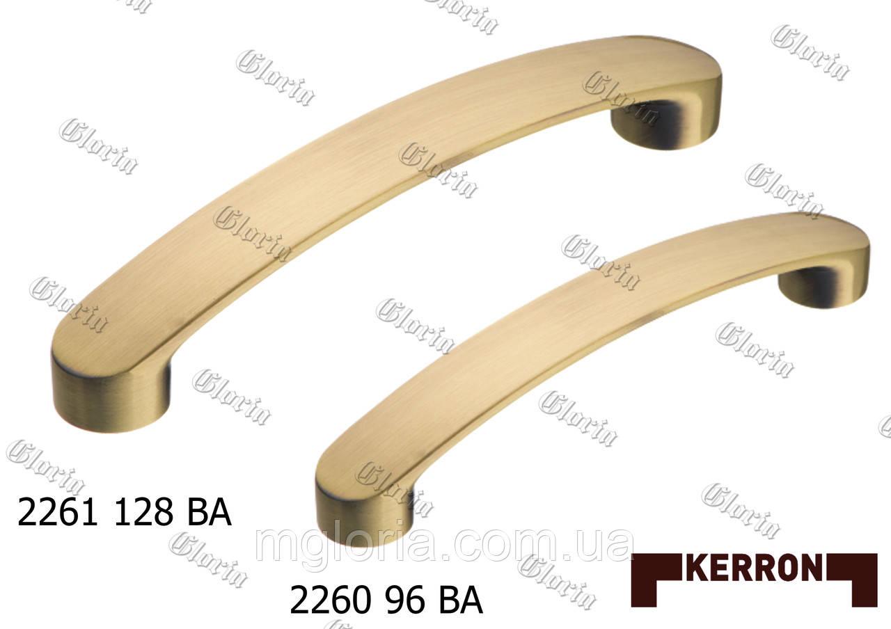 Ручки мебельные Kerron S-2260 ВА