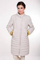 Женская курточка удлиненная