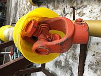 Вал карданный усиленный 6х8 на крестовине ГАЗон