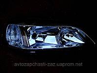 Фары головного света Hella. Фара оригинальная на Opel Astra G. Блок-фара Опель Астра 13132456 / 13132455