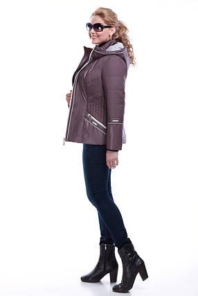 Куртка весна осень 2018 женская размеры 48-60, фото 2