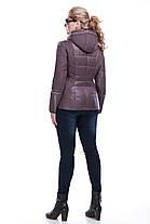 Куртка весна осень 2018 женская размеры 48-60, фото 3