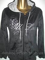 Женский велюровый костюм, размеры S/M  арт. QZ12-169