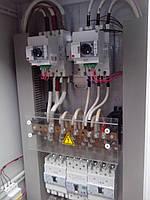Изготовление щитов АВР на мотор - приводах