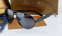 Солнцезащитные очки Gucci (1924) черная оправа
