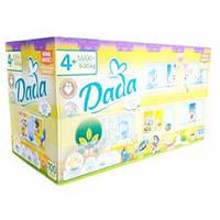 Підгузники Dada extra soft 4+ 2*50шт