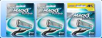 Кассеты Gillette Мach3