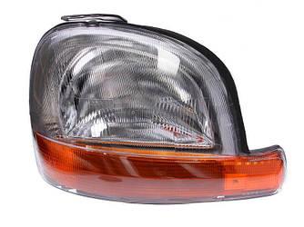 Фара головного світла передня R (права) на Renault Kangoo 1997->2003 — Depo (Тайвань) 551-1127R-LD-EM