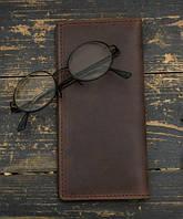 """Чоловічий портмоне гаманець клатч кожаный мужской кошелек """"Оld"""" ручної роботи"""
