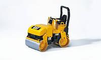 Игрушечный дорожный Каток Caterpillar Bruder 02433
