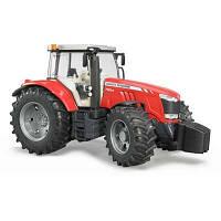 Игрушечный трактор Massey Ferguson 7624 Bruder 03046