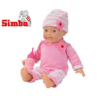 Интерактивная кукла пупс Лаура 38 см. 10 звуковых эффетов SIMBA 5146688