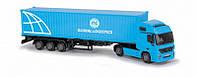Грузовик Международные перевозки Dickie Toys 3746005