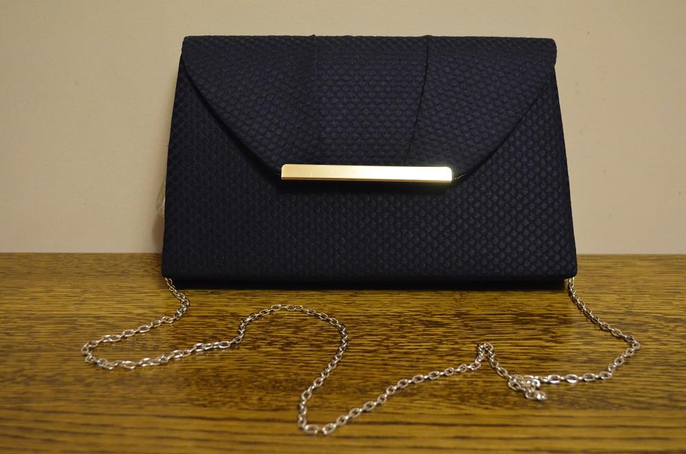Женский клатч Accessorize Elegance Blue