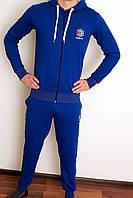 Мужские спортивные костюмы  Reebok рибок 100% хлопок штаны на манжете р-р M/L/XL/2XL
