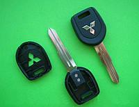 Mitsubishi - заготовка ключа под чип и ТРХ, MIT11