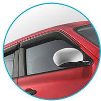 Дефлектора боковых окон и капота для MAZDA 323