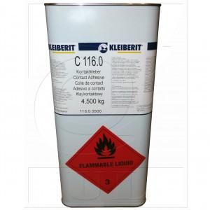 Контактный клей Клейберит С116.0 (4,5 кг)