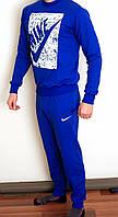 Мужские спортивные костюмы  Nike найк  состав:100%хлопок ,штаны на манжете,р-ры M/L/XL/2XL весна-осень
