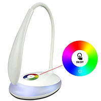 Лампа светодиодная настольная s10-a 256 цветов