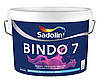 Краска интерьерная Sadolin BINDO 7 Садолин Биндо 7  5л