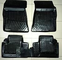 Коврики автомобильные для ГАЗ 31105, резиновые высокого качества.