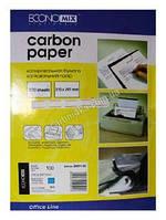 Бумага для копирования Е20501-02 синяя