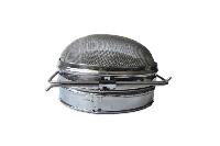 Фильтр для меда 200 мм сферический, нержавеющая сталь