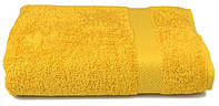 Полотенце махровое Soft touch 70х140 горчичное 400 г/м²