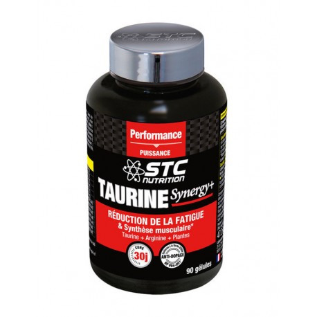 Таурин Синерджи + ,STC Nutrition,90 капсул