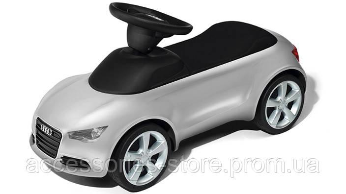 Детский автомобиль Audi Junior quattro, silver