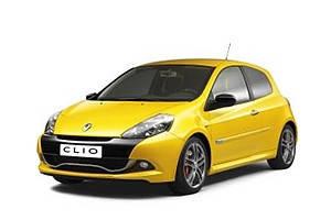 Автомобильные стекла для RENAULT CLIO