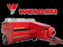 """Запчасти пресс-подборщиков """"Welger"""" (Велгер)"""