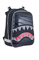 Ранец Yes каркасный Н-12 Shelby Shark 553373