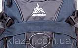 Рюкзак Onepolar 1313 серый, фото 7
